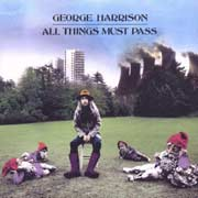 Carátula del All Things Must Pass, George Harrison