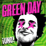 Green Day: ¡Uno! - portada mediana