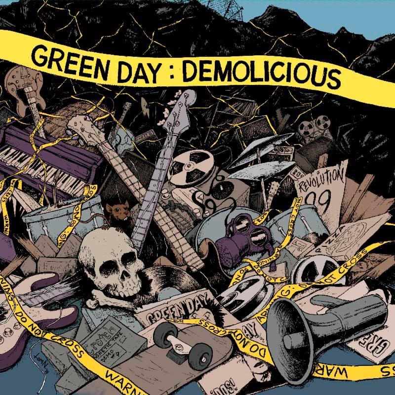 green day letras de canciones en espanol: