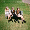 Haim: Days are gone - portada reducida