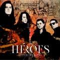 Héroes del silencio: Silencio y rock & roll - portada reducida