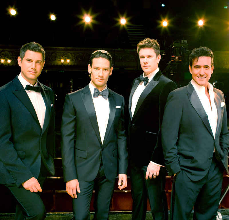 Il divo the promise2017 mp3 192 256kbps rock blueladyrg