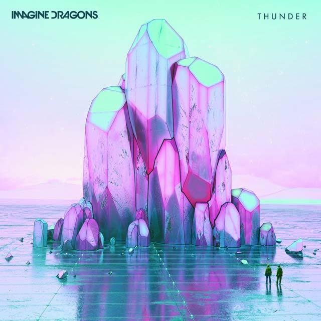 Imagine Dragons Thunder: Imagine Dragons: Thunder, La Portada De La Canción