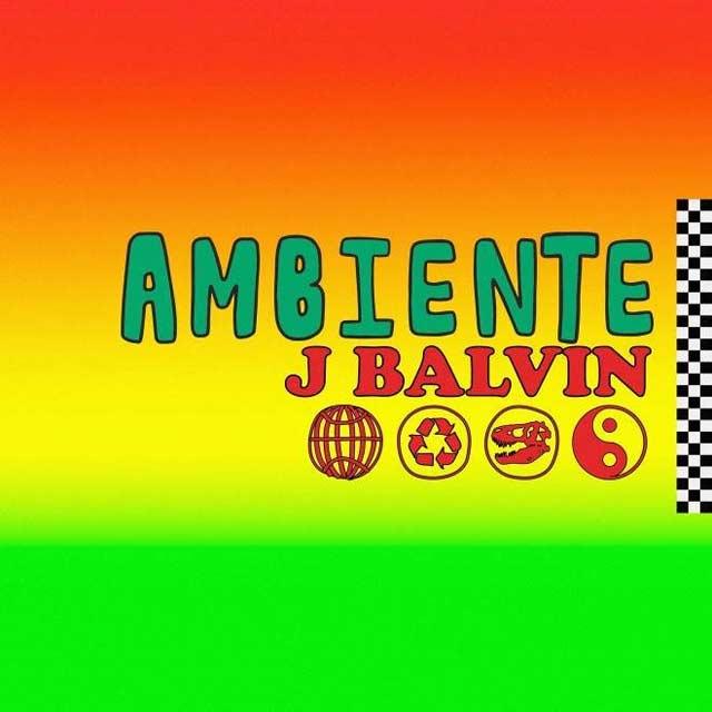 J balvin ambiente la portada de la canci n for J balvin portada