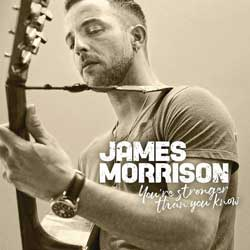 James Morrison: You're stronger than you know - portada mediana