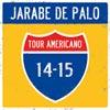 Jarabe de Palo: Tour americano 14-15 - portada reducida