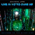 Jean-Michel Jarre: Welcome to the other side: Live in Notre-Dame VR - portada reducida