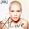Jessie J: Alive - portada reducida