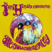 Carátula del Are You Experienced?, Jimi Hendrix