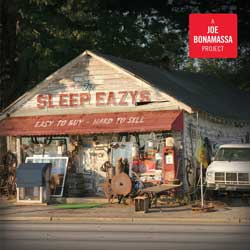 Joe Bonamassa: Easy to buy, hard to sell - The Sleep Eazys - portada mediana