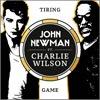 John Newman: Tiring game - portada reducida