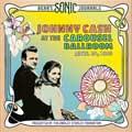 Johnny Cash: Bear's Sonic Journals: Johnny Cash, At the Carousel Ballroom, April 24 1968 - portada reducida