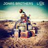 Jonas Brothers: Live - portada reducida