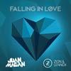 Juan Magan: Falling in love - portada reducida