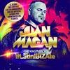 Juan Magan: LatinIbizate - portada reducida