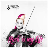 Judith Mateo: Rock is my life - portada mediana