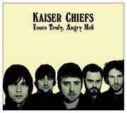 Kaiser Chiefs: Yours truly, angry mob - portada mediana