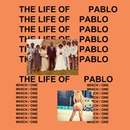 Kanye West: The life of Pablo - portada mediana