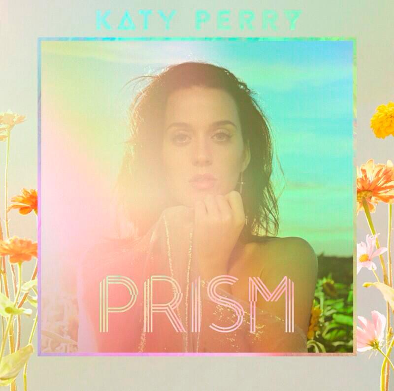 Katy Perry - la portada de Prism