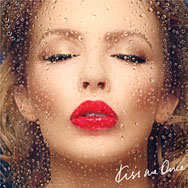 Kylie Minogue: Kiss me once - portada mediana
