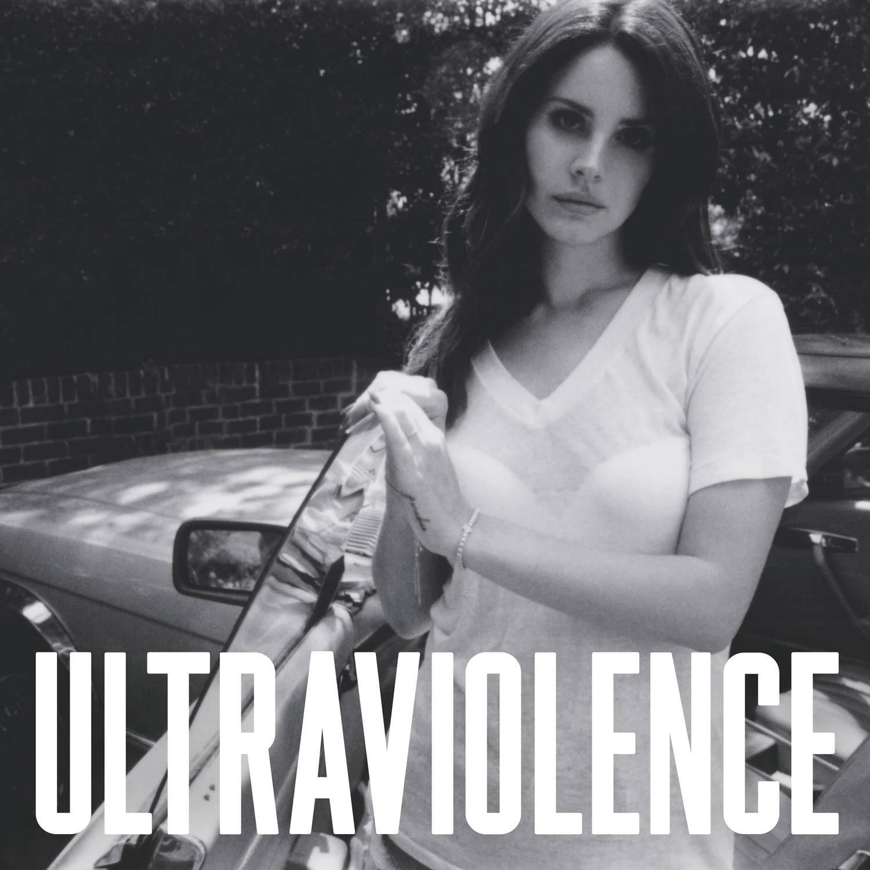 La portada de Ultraviolence, el disco de Lana del Rey