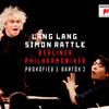 Lang Lang: Prokofiev 3 Bartók 2 - portada reducida
