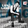 Lang Lang: New York rhapsody - portada reducida