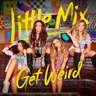 Little Mix: Get weird - portada mediana