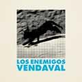 Los enemigos: Vendaval - portada reducida