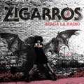 Los Zigarros: Apaga la radio - portada reducida