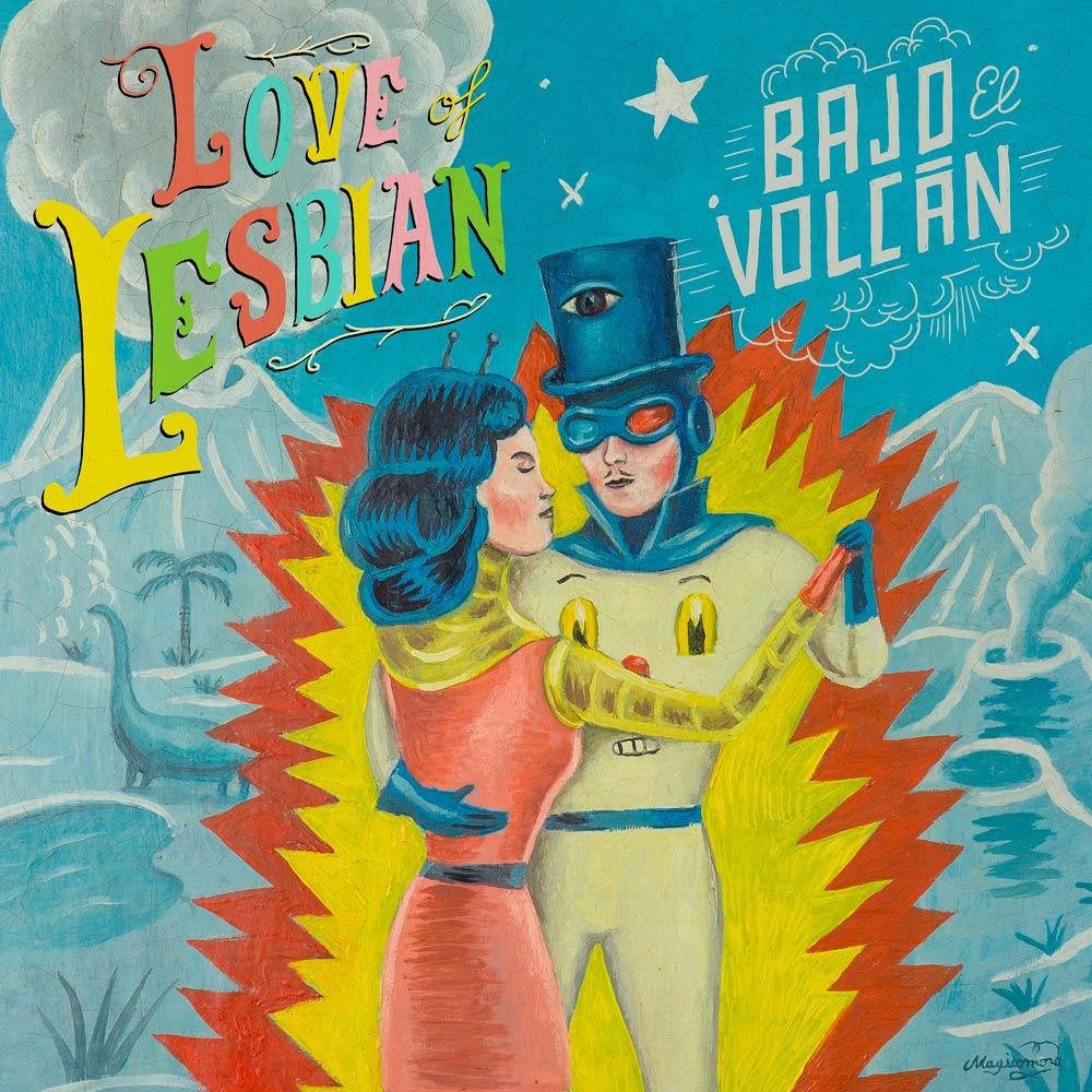 Resultado de imagen de love of lesbian bajo el volcan