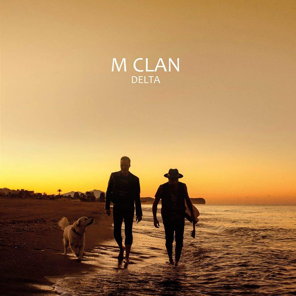 M Clan Delta la portada del disco