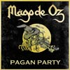 Mägo de Oz: Pagan Party - portada reducida