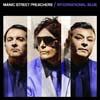 Manic Street Preachers: International blue - portada reducida