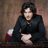 Manuel Carrasco: Inercia - portada mediana