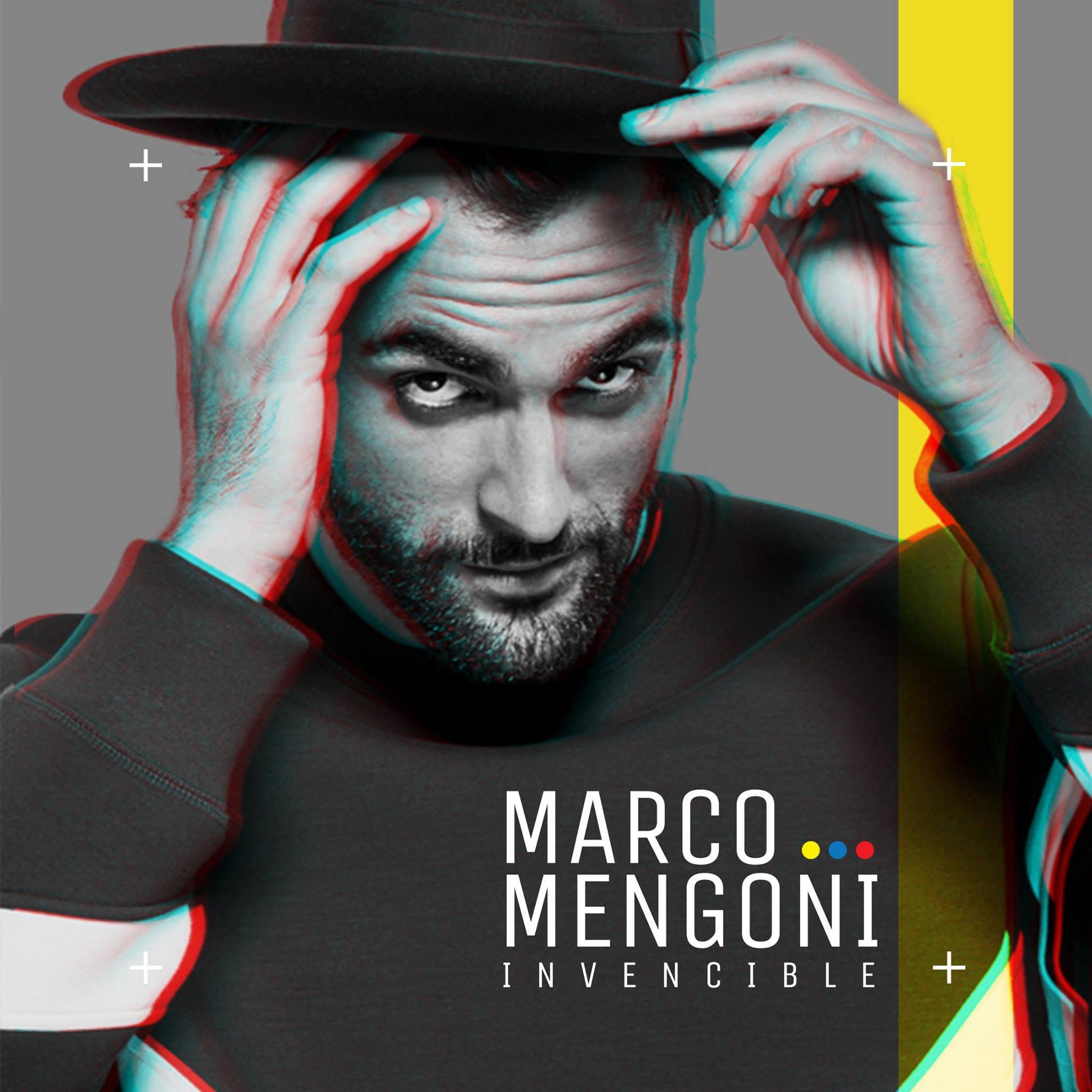 Marco Mengoni: Invencible, la portada de la canción