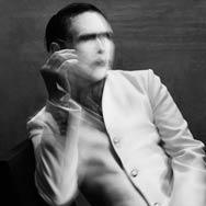Marilyn Manson: The pale emperor - portada mediana