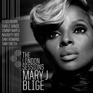 Mary J. Blige: The London sessions - portada mediana