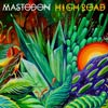 Mastodon: High road - portada reducida