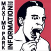 Maximo Park: Too much information - portada reducida