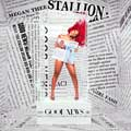 Megan Thee Stallion: Good news - portada reducida
