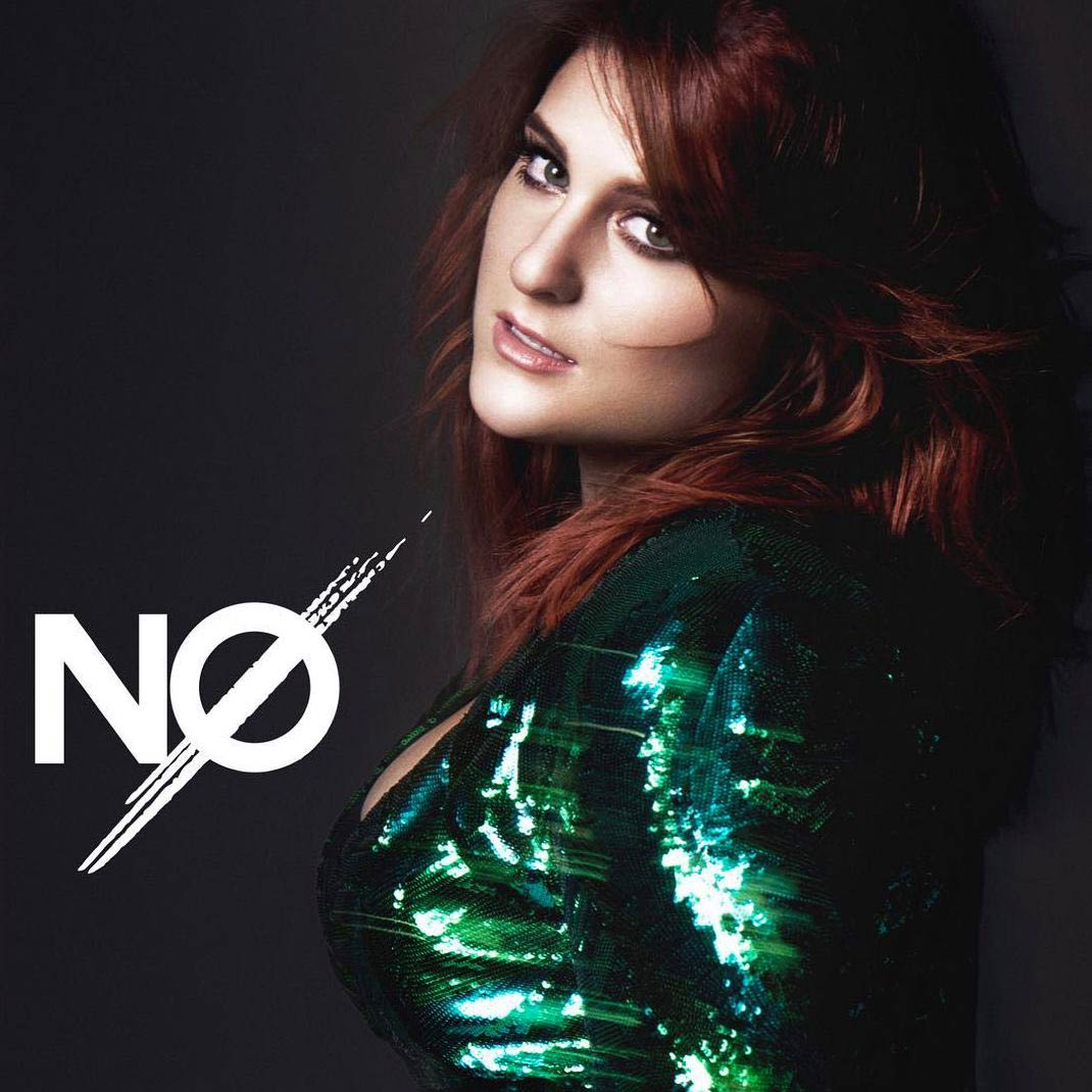 The Love Train Meghan Trainor: Meghan Trainor: No, La Portada De La Canción