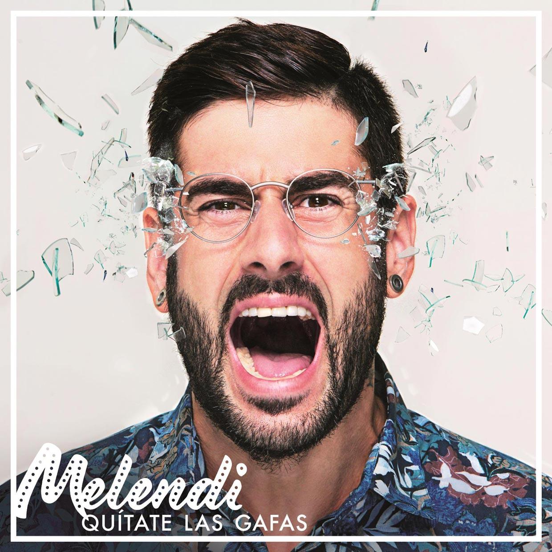 Melendi qutate las gafas la portada del disco for Melendi tu jardin