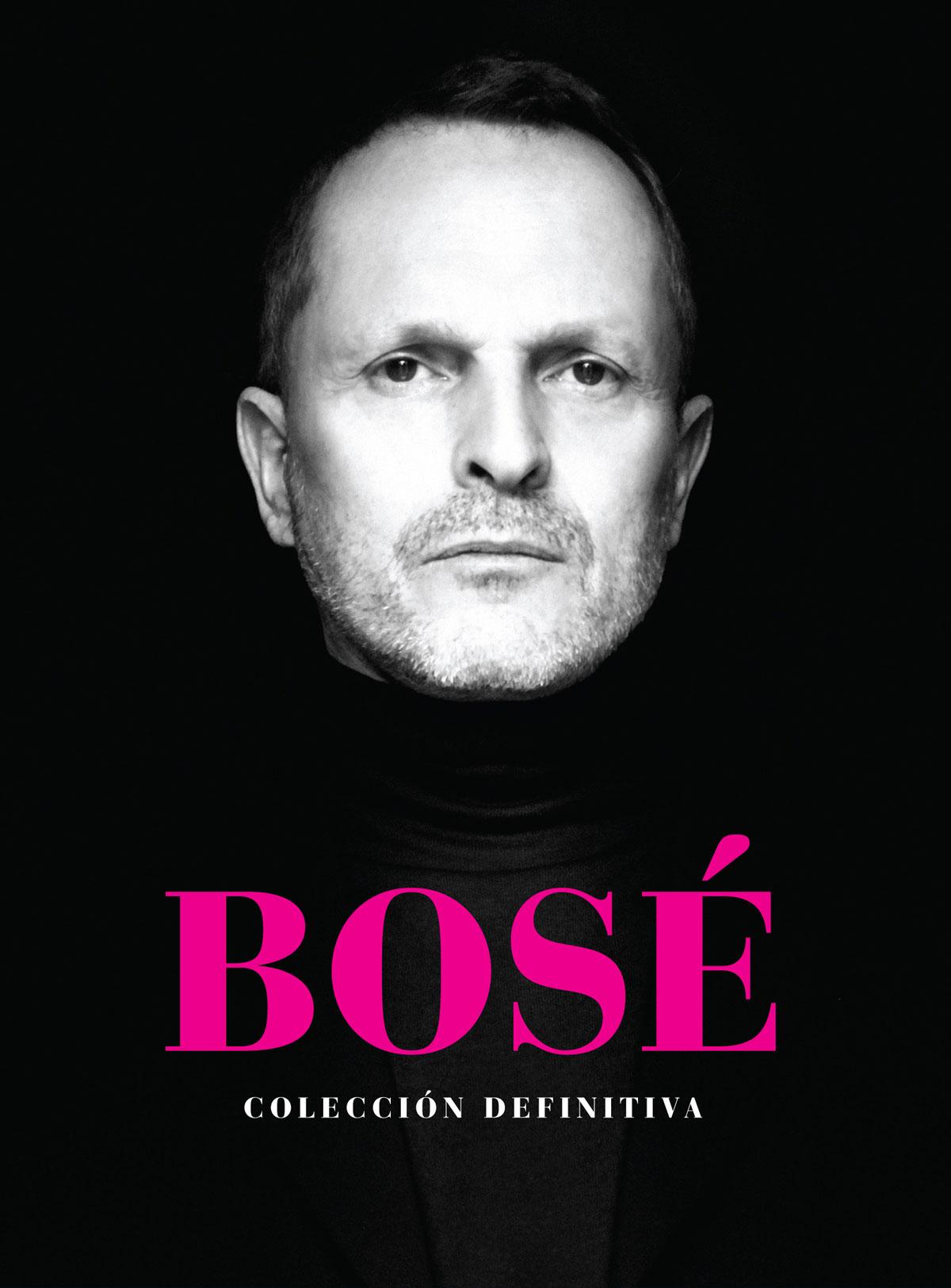 Miguel bos coleccin definitiva la portada del disco - Casa de miguel bose ...