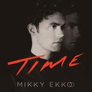 Mikky Ekko: Time - portada mediana