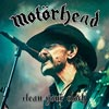 Motörhead: Clean your clock - portada reducida