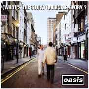 Carátula del (What's the Story) Morning Glory?, Oasis
