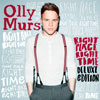 Olly Murs: Right place right time - portada reducida