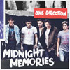 One Direction: Midnight memories - portada reducida