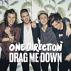 One Direction: Drag me down - portada reducida